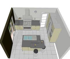 plan amenagement cuisine 8m2 cuisine conseils d 39 architecte plans de cuisine en u plan inside