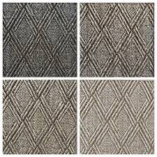 Diamond Pattern Sisal Rug 162 Best Natural Fibers Images On Pinterest Fiber Carpets And