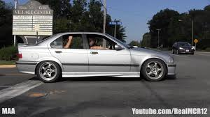 bmw e36 m3 4 door bmw e36 m3 ls1 sound