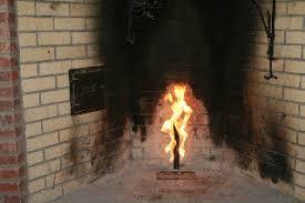 Gas Fireplace Lighter log lighter