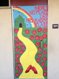 wizard of oz door cover for appreciation week