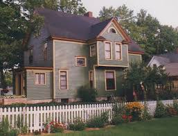 modest queen anne victorian historic house colors