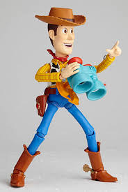 Revoltech Woody Meme - buy toy story woody legacy of revoltech figure free uk
