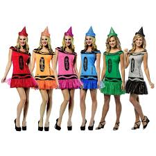 crayons halloween costume showing media u0026 posts for funny group costumes men www picofunny com