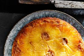 upside down pineapple cake the kitchenthusiast