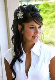 quinceanera hairstyles for long hair 2017