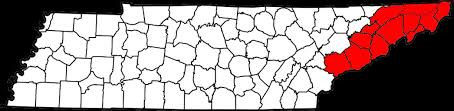 Tennessee On A Map by Map Of Franklin Tennessee Map Holiday Travel Holidaymapq Com