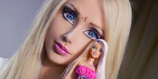 facebook themes barbie the human barbie is back with the most messed up holiday photos ever