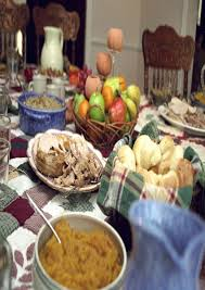 thanksgiving traditional thanksgiving dinner american hispanic