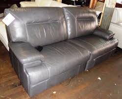 Power Recliner Leather Sofa Awesome Power Leather Reclining Sofa Stratus Leather Power