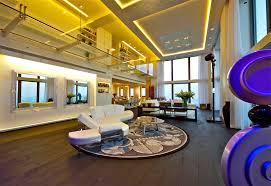 Ultra Luxury Apartments Sky Penthouse Tel Aviv 3 Idesignarch Interior Design