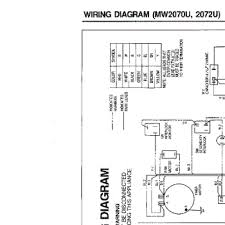 parts for samsung mw2070u xaa oven wiring diagram parts