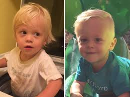 from curly wisps to a cool faux hawk boy u0027s first haircut at