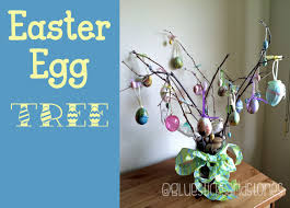 decorative easter egg trees u2013 happy easter 2017