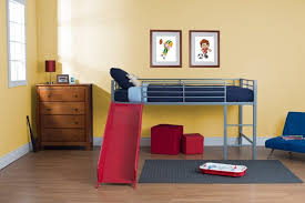 Bunk Bed With Desk Walmart Bedroom Elegant Slide And Desk Bunk Beds With Stairs And Slide