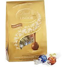 lindt halloween candy lindt lindor white chocolate truffles 8 5 oz walmart com