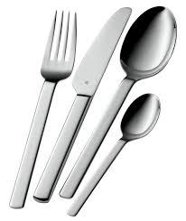 peter justesen company a s wmf 24 piece dune cutlery set