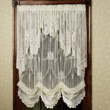 Heirloom Lace Curtains Lace Curtains 63 Inch The Softness Of The Lace Curtains And Some