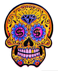 day of the dead seamless pattern day of the dead seamless pattern