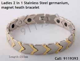 germanium magnetic health bracelet images Pb11 2 in 1 germanium magnet health power healing bracelets jpg