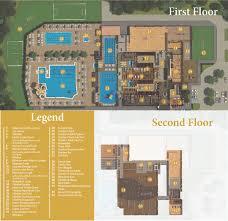 villasport cypress floor plans villasport athletic club and spa