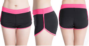 plus size shorts women sport gym running shorts bodybuilding yoga