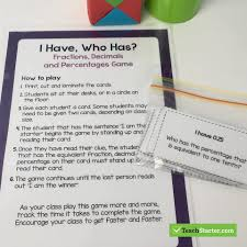 Student Desk Name Tags by 31 Activities And Resources For Teaching Fractions In The