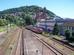 Bad Friedrichshall Bahnstrecke Bad Friedrichshall Jagstfeld U2013eberbach U2013heidelberg