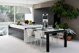 kitchen island with dining table kitchen design splendid dining table chairs freestanding kitchen