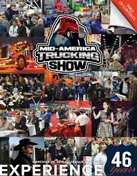 2017 mid america trucking show digital directory by mid america