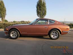 devil 350z 1973 datsun 240z brown 5 speed documents 260z 280z 240sx 350z