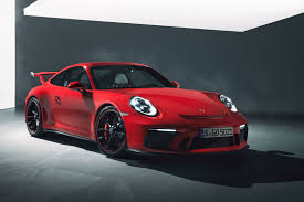 porsche red 2017 natural selection porsche 911 991 2 gt3 gets manual gearbox by
