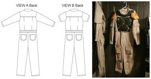 sewing pattern ninja costume stonemountain and daughter fabrics blog how to adapt a regular