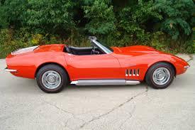 1969 corvette convertible nickey peformance