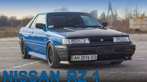 nissan sunny 2016 modified nissan rz 1 ga16de 1989 sunny b12 youtube
