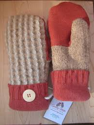 sweater mittens 274 best sweater mittens images on knitted gloves
