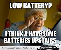 Battery Meme - http www com micro charger samsung galaxy optimus dp