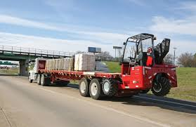 moffett m10 truck mounted forklift hiab