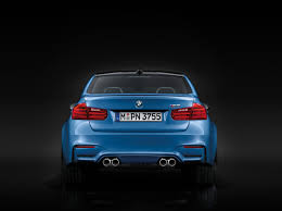 2015 bmw m3 sedan m4 coupe are officially revealed pics video 425hp
