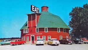 Red Barn Restaurant Round Barn Restaurant The Old Motor