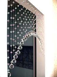 Beaded Window Curtains Beaded Window Curtains Decorative String Curtain With 3