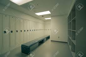very clean locker room stock photo picture and royalty free image