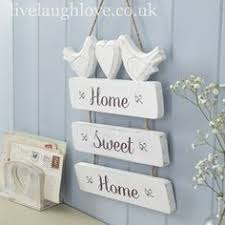 home sweet home decoration home sweet home sign with hanging hearts crafts pinterest