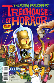 Simpsons Treehouse Of Horror All Episodes - bart simpson u0027s treehouse of horror 19 monster mash up