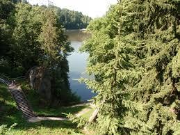 Modre by Jezioro Modre W Siedlęcinie Siedlęcin Jeziora Wodospady I Rzeki