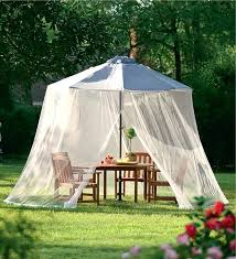 Mosquito Netting For Patio Umbrella Patio Ideas Patio Umbrella Mosquito Net Canada With Mosquito Net