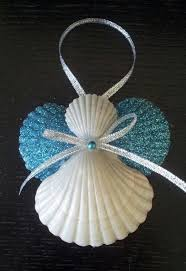 25 unique seashell ornaments ideas on