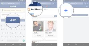 how to share a picture from your android phone to facebook