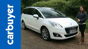 peugeot 2014 peugeot 5008 mpv 2014 review carbuyer youtube