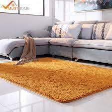 Machine Wash Area Rugs 100x120cm 39 X47 Microfiber Chenille Carpets For Living Room Big
